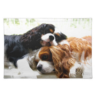 Brothers Cavaliers Place Mats