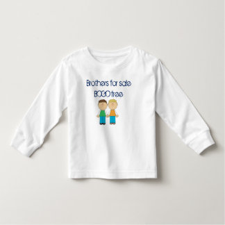 Brothers For Sale Toddler T-Shirt