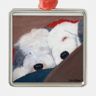 """""""Brothers""""  OES Ornament"""