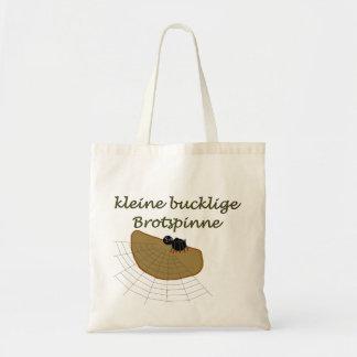 Brotspinne Budget Tote Bag
