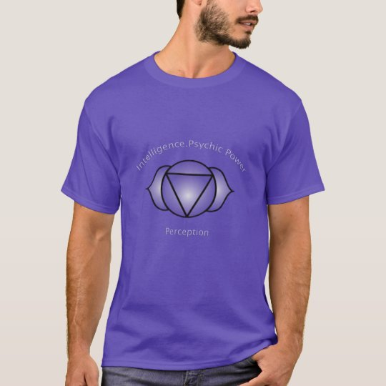 Brow Chakra Balance Men's American Apparel T T-Shirt