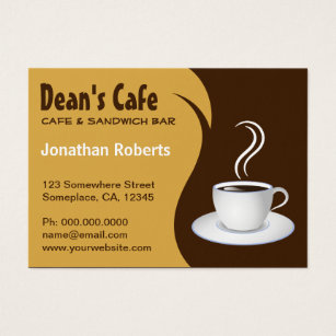 large business cards