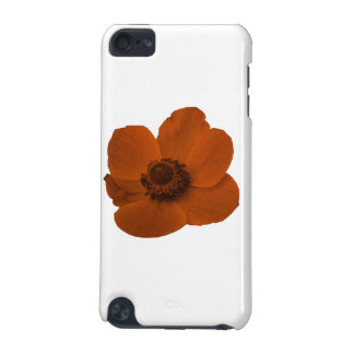 Brown Anemone iPod Case