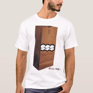 Brown bag, Brooklyn, $W@G$$$ T-Shirt