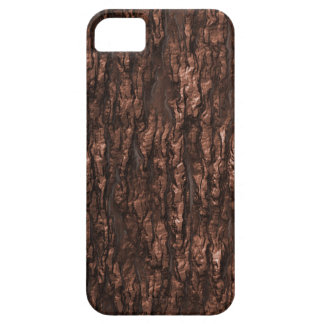 Brown Bark Camo Case For The iPhone 5