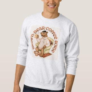 Brown Bear Coffee House Sweatshirt