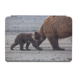 Brown Bear cub iPad Mini Cover