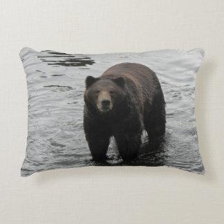 Brown Bear Decorative Cushion