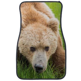 Brown Bear Floor Mat