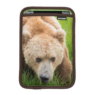 Brown Bear iPad Mini Sleeve