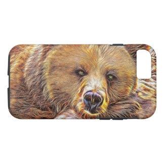 Brown Bear iPhone 8/7 Case