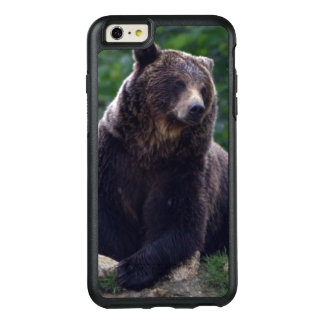 Brown bear OtterBox iPhone 6/6s plus case