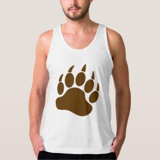 Brown Bear Pride Bear Claw (R) Tank Top