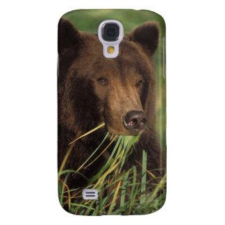 brown bear, Ursus arctos, grizzly bear, Ursus 7 Galaxy S4 Case