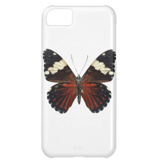 Brown butterfly on any color iPhone 5C case