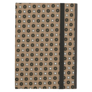 Brown buttons | iPad air covers
