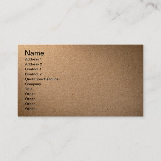 Light brown paper bag texture background wallpaper business card brown cardboard texture for background business card reheart Image collections