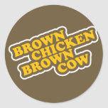 Brown Chicken Brown Cow