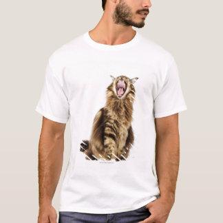 Brown Classic Main Coon Tabby T-Shirt