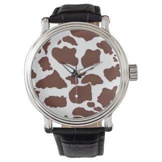 Brown Cow skin | Watch