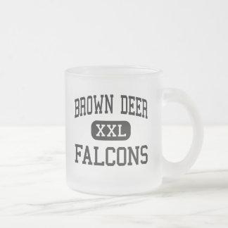 Brown Deer - Falcons - High - Brown Deer Wisconsin Mugs
