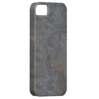 Brown Distressed Leather Look Antique Book iPhone 5 Cover