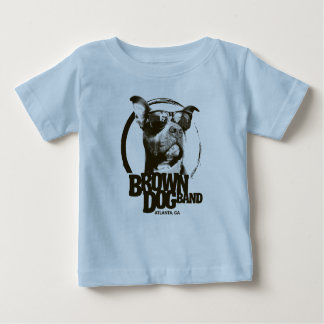Brown Dog Band logo Baby T-Shirt