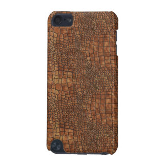 Brown Dragon Skin Design iPod Touch (5th Generation) Covers