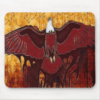 Brown Eagle Mousepad