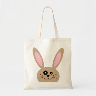 Brown Easter Bunny