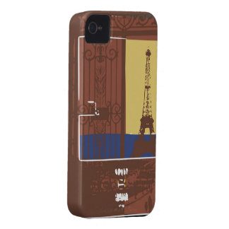 Brown Eiffel Case