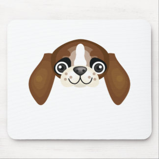 Brown English Toy Spaniel Breed - My Dog Oasis Mouse Pad