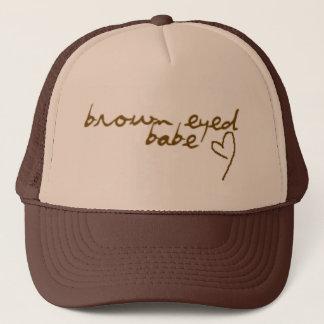 Brown Eyed Babe Trucker Hat