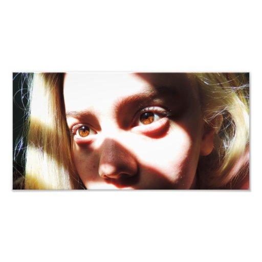 Brown Eyed Girl Photograph