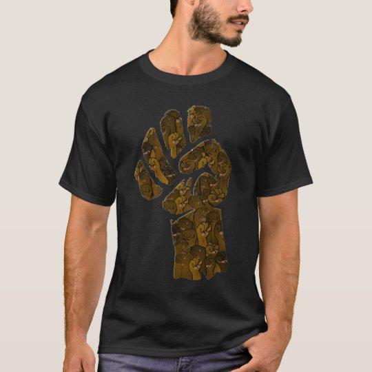 Brown Fist T-Shirt