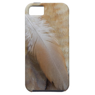 Brown Goose Feather Still Life iPhone 5 Case