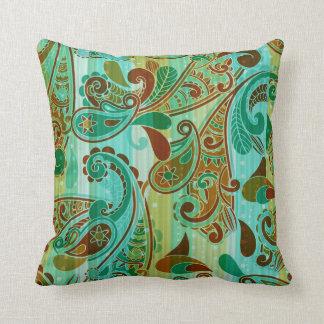 Vintage Paisley Cushions, Vintage Paisley Cushions