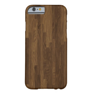 Brown Hardwood Floor Photo iPhone 6 case Barely There iPhone 6 Case