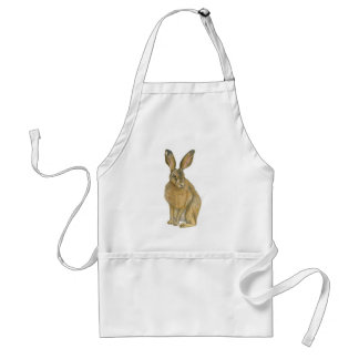 Brown Hare Standard Apron