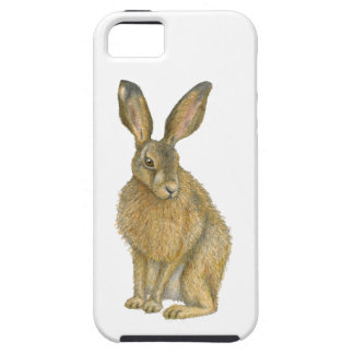 Brown Hare Tough iPhone 5 Case