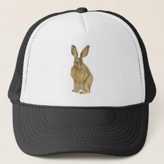 Brown Hare Trucker Hat