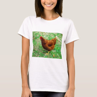 Brown Hen T-Shirt