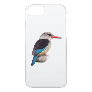 Brown-Hooded Kingfisher Phone Case