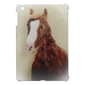 Brown Horse Art iPad Mini Case
