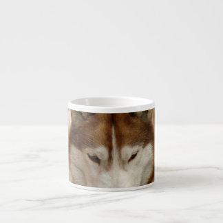 Brown Husky Specialty Mug