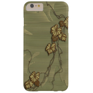 Brown ivy and grape leaf barely there iPhone 6 plus case