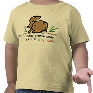 Brown Jelly Beans Tshirts