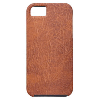 Brown leather iPhone 5 cases