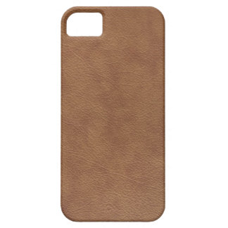 Brown Leather iPhone 5 Covers