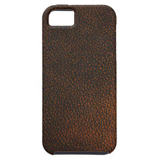 Brown Leather Texture iPhone 5 Case